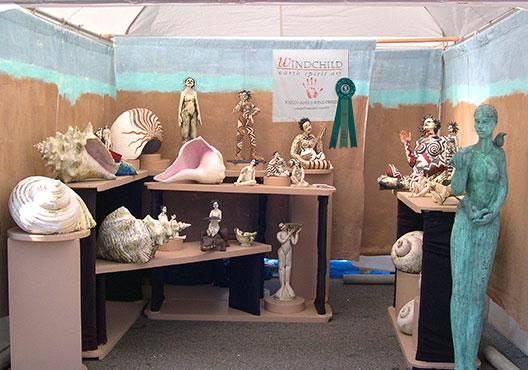 Windchild wins at Coconut Grove art fair